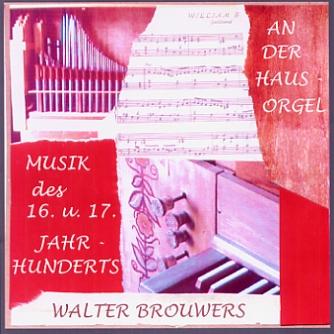 Orgelmusik an der Hausorgel