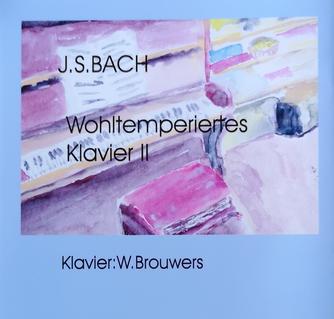 Das Wohltemperierte Klavier, 2. Teil