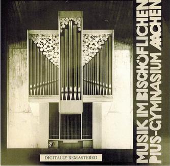 Musik im Bischöflichen Pius-Gymnasium 1981
